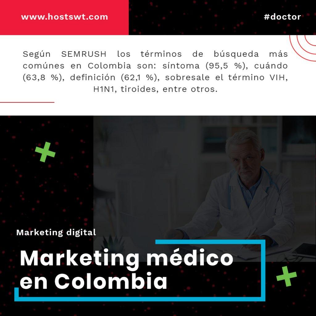 Marketing médico en Colombia