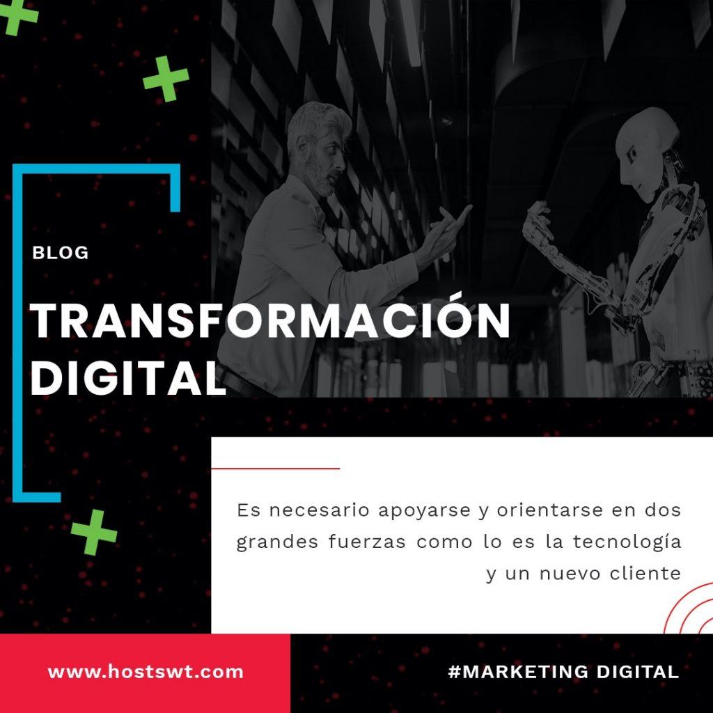 Trasnformación digital