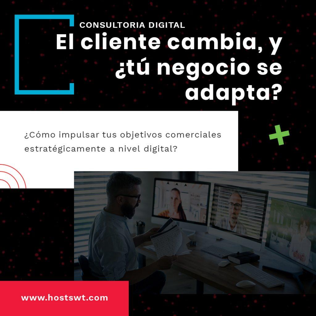 Consultoria y presencia digital