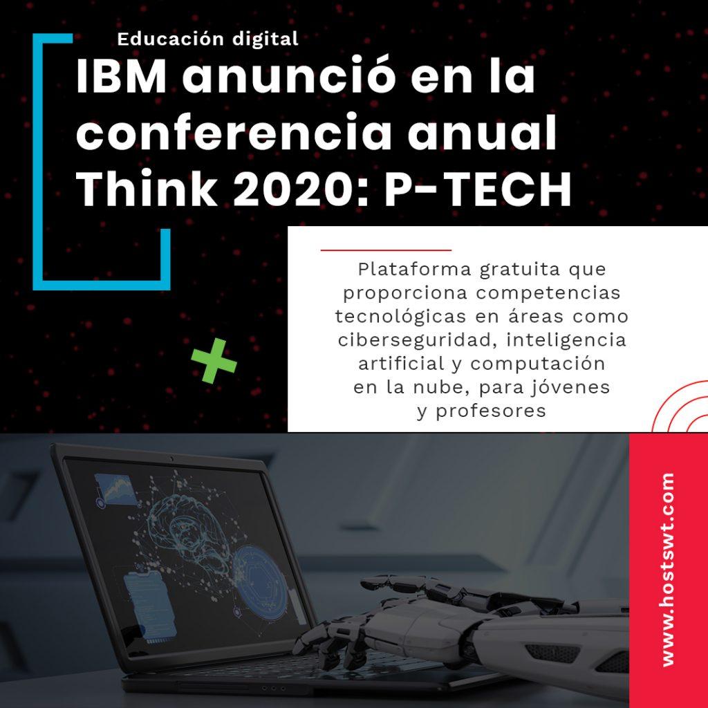 P-Tech IBM