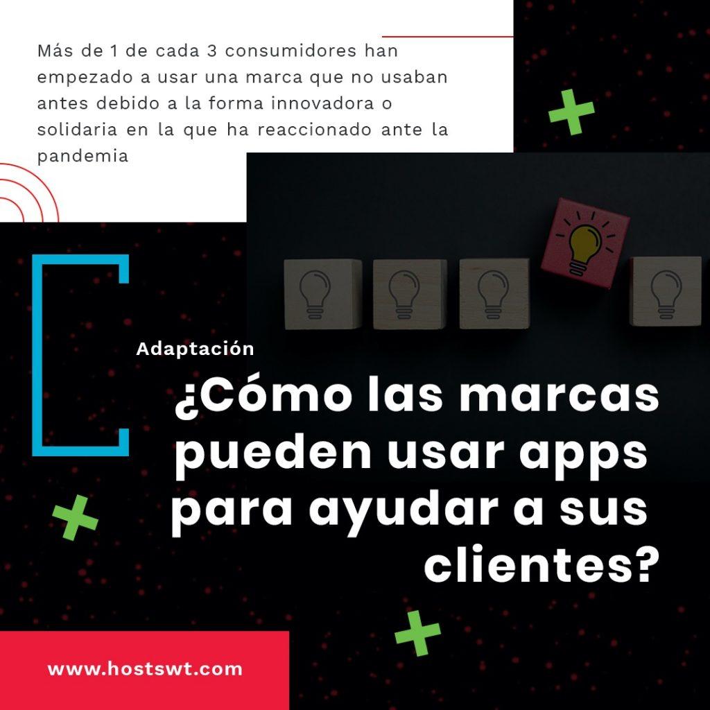 Uso de apps en época de confinamiento