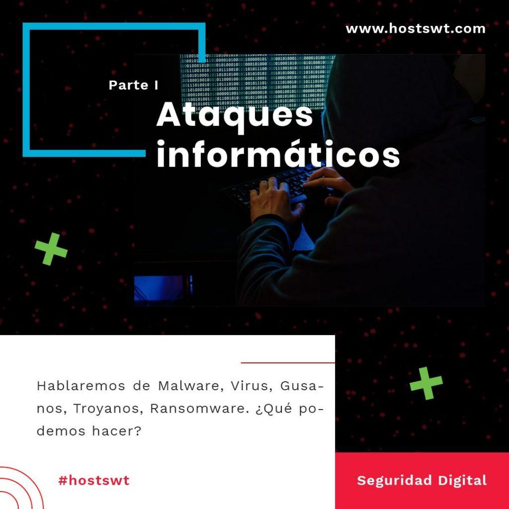 Ataques informáticos